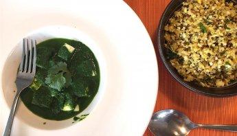 RECIPE: Palak Paneer by Food Folk